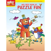 "Dover® ""BOOST My First Book of Puzzle Fun"" Book, Grade PreK"