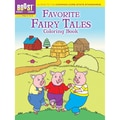 Dover® Boost™ Favorite Fairy Tales Coloring Book
