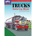 Dover® Boost™ Trucks Coloring Book