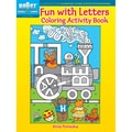 Dover® Boost™ Fun With Letters Coloring Activity Book