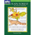 Dover® in.BOOST Rain Forestin. Activity Book, Grade 1st - 2nd