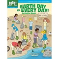 Dover® in.BOOST Earth Day Is Every Day!in. Activity Book, Grade 3rd - 5th