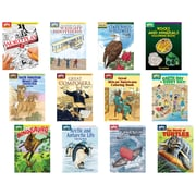 Dover® Boost™ Grades 3-5 Activity Book Set