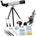 Elenco® Microscope And Telescope Set With Survival Kit