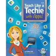 "Essential Learning™ ""Teach Like A Techie With Apps"" Book, Grade K - 8th"