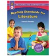 Essential Learning™ Reading Standards Skill Book for Literature, Grade K