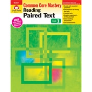 "Evan-Moor® ""Reading Paired Text: Common Core Mastery"" Book, Grade 1st"