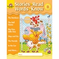 Evan-Moor® in.Stories to Read, Words to Knowin. Book, Level B