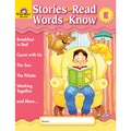 Evan-Moor® in.Stories to Read, Words to Knowin. Book, Level E