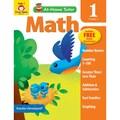 Evan-Moor® in.At-Home Tutor: Mathin. Activity Book, Grade 1st