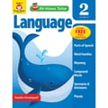 Evan-Moor® in.At-Home Tutor: Reading & Languagein. Activity Book, Grade 2nd