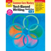 "Evan-Moor® ""Text-Based Writing: Common Core Mastery"" Book, Grade 3rd"