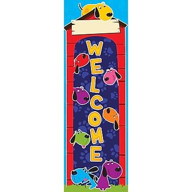 Edupress® Toddler - 3rd Grade Banner, Dogs Welcome