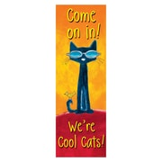Edupress® Toddler - 3rd Grade Banner, Pete the Cat Welcome