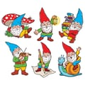 Edupress® 6in. x 8in. Accents, graden Gnomes