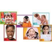 "Edupress® 6"" x 8"" Accents, Emotions Instructional"