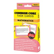 "Edupress® ""Common Core"" Math Task Card, Grade 6th"