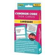 "Edupress® ""Common Core"" Language Task Card, Grade 5th"