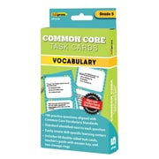 "Edupress® ""Common Core"" Vocabulary Task Card, Grade 5th"
