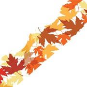 Edupress® Toddler - 12th Grade Bulletin Board Border, Maple Leaves Simply