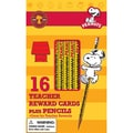 Eureka® Peanuts® Snoopy Way To Go Rewards Pencil With Toppers