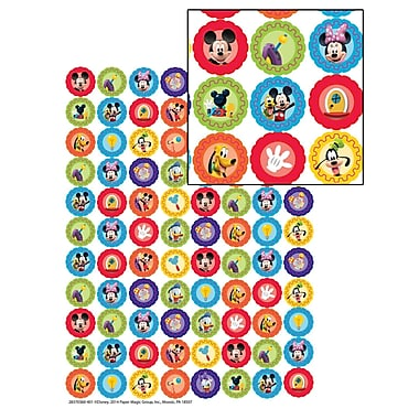 Eureka® Mini Sticker, Mickey Mouse Clubhouse® Gears