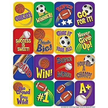 Eureka® Lenticular 3D Sticker, Sports