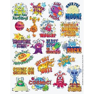 Eureka® Sparkle Sticker, Space