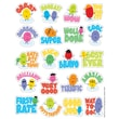 Eureka® Scented Sticker, Jelly Beans