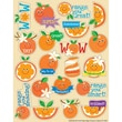 Eureka® Scented Sticker, Orange
