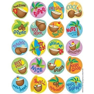 Eureka® Scented Sticker, Coconut