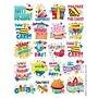 Eureka® Theme Sticker, Birthday