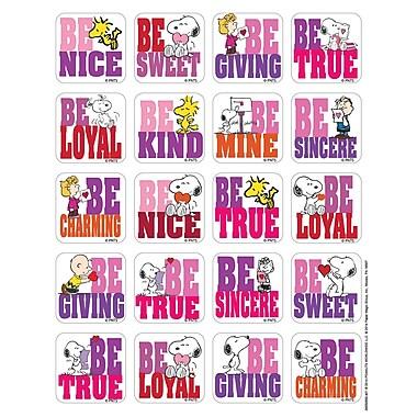 Eureka® Theme Sticker, Peanuts® Valentine's