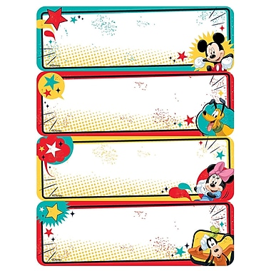 Eureka® Label Sticker, Mickey