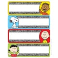 Eureka® Composition Label Sticker, Peanuts