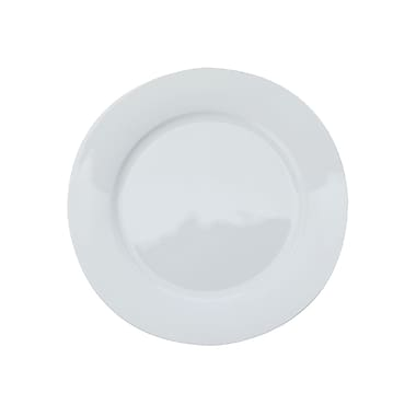 Maxwell & Williams Cashmere Classic Coupe Entree Plate, 6/Pack