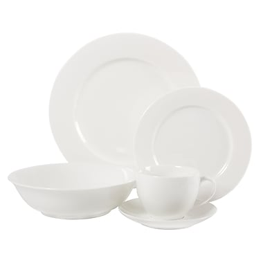 Maxwell & Williams Euro 20 Piece Dinner Set
