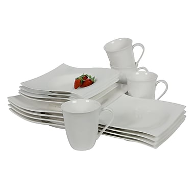 Maxwell & Williams Motion 16 Piece Dinner Set