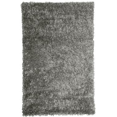 Lanart Bachata Area Rug, 5' x 7', Grey