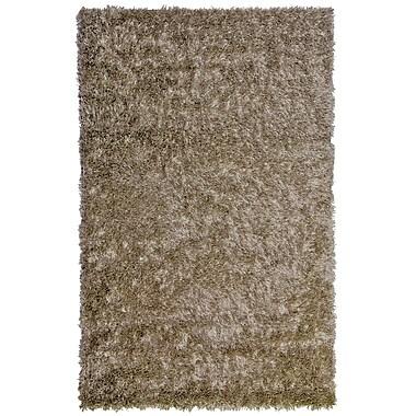 Lanart Bachata Area Rug, 5' x 7', Taupe