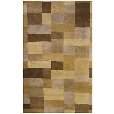 Lanart Madrid Area Rug, 8' x 10', Brown
