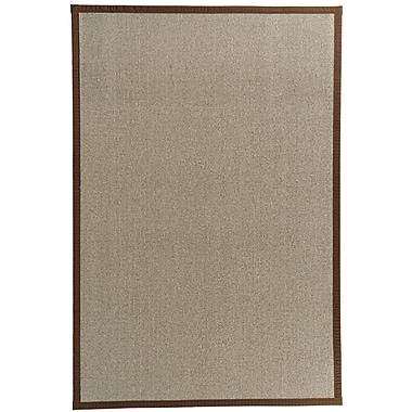 Lanart Marica Area Rug, 9' x 12', Taupe