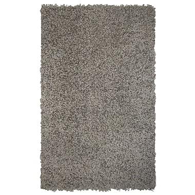 Lanart Shag-Ola Area Rug, 8' x 10', Grey