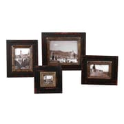 Uttermost Kitra Wood Picture Frame Set (18520)