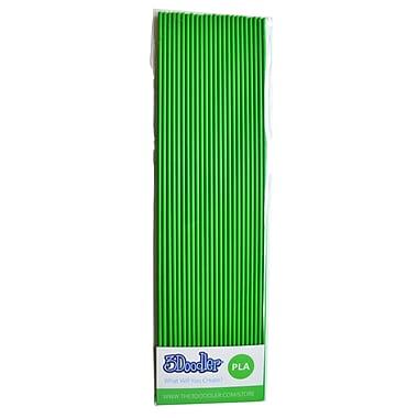 3Doodler PLA PL03-GRAS Plastic Strands, Greener Grass