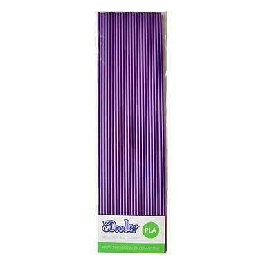 3Doodler PLA PL09-PURP Plastic Strands, Perfectly Purple