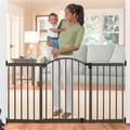 Summer Infant 72'' Wide Extra Tall Walk-Thru Metal Expansion Gate