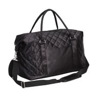 Preferred Nation The Savvy 19.5'' Travel Duffel; Black