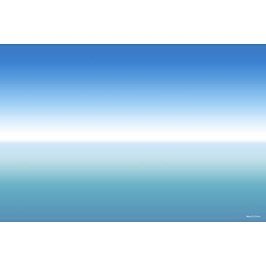 Maxwell Dickson ''Ocean View'' Graphic Art on Canvas; 40'' H x 60'' W