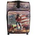 Nicole Lee Cleo 22'' Carry-On Suitcase